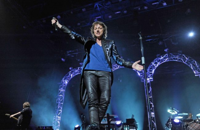 Gianna Nannini live in tour